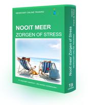 nooit meer zorgen of stress cursus