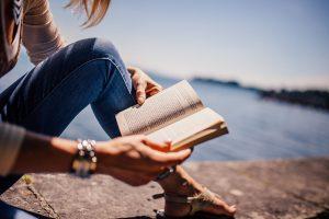 ontspanning boek lezen