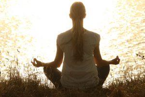 ontspanning mediteren