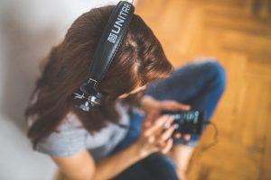 ontspanning muziek podcast