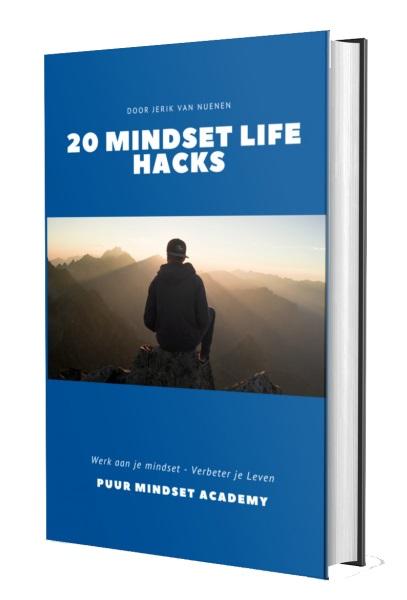20 mindset life hacks