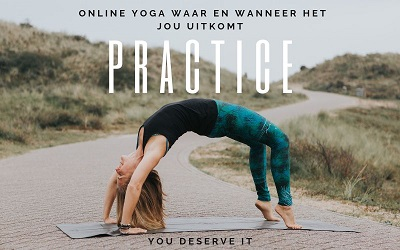 practice happy with yoga