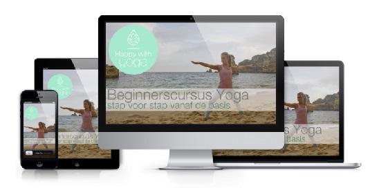 yoga stap voor stap beginnerscursus